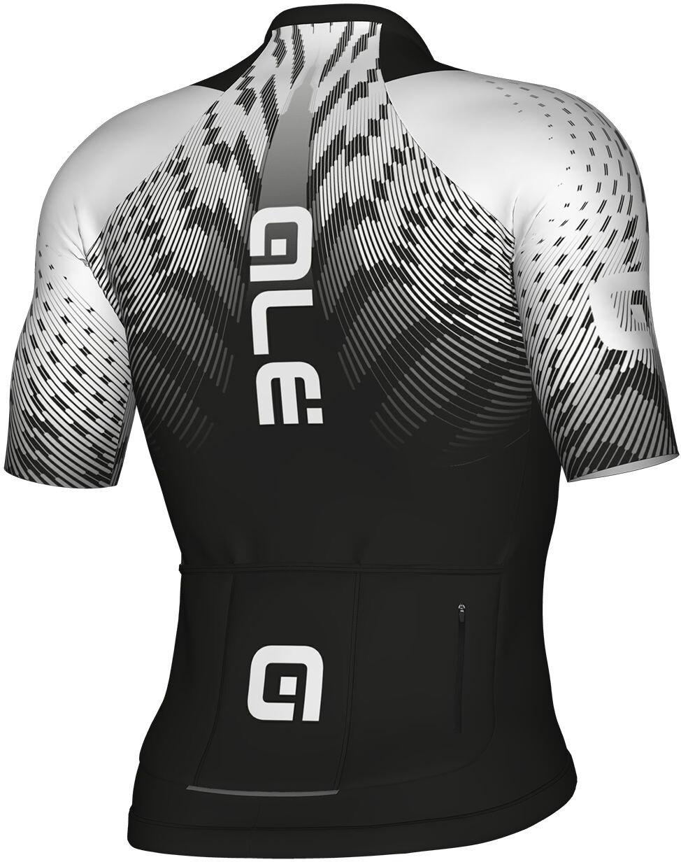 Alé Cycling R-EV1 Pro Race Fietsshirt korte mouwen Heren wit zwart I ... 34841140a